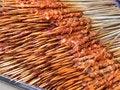 Free Snacks,shish Kebab Royalty Free Stock Image - 34642246