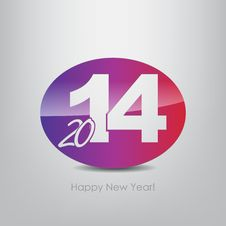 Free New Year Background. Stock Image - 34646681