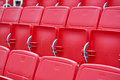 Free Chairs In The Stadium Stock Photography - 34657642