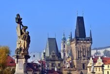 Free Gothic Prague Stock Photos - 34652923