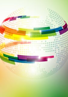 Free Abstract Colorful Background. Royalty Free Stock Image - 34654046