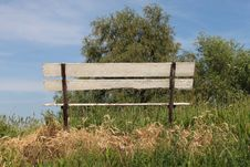 Free Bench In Nature Royalty Free Stock Images - 34655839