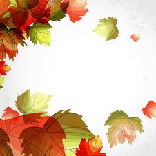 Free Autumn Background. Royalty Free Stock Photos - 34656428