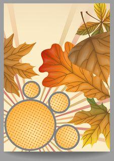 Free Autumn Sale. Stock Photo - 34656570