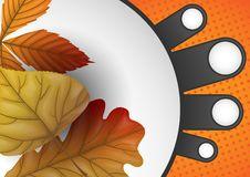 Free Autumn Sale. Royalty Free Stock Image - 34656656
