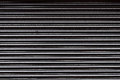 Free Black Steel Shutters Royalty Free Stock Images - 34660819