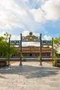 Free Palace Of Supreme Harmony At Citadel Royalty Free Stock Photography - 34664367