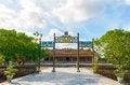 Free Palace Of Supreme Harmony At Citadel Royalty Free Stock Photo - 34664415