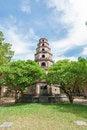 Free Thien Mu Pagoda, Hue, Vietnam. Unesco World Heritage Site. Royalty Free Stock Photography - 34666127