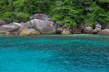 Similan Island Royalty Free Stock Images