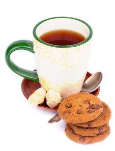 Free Tea Time Stock Photography - 34666412
