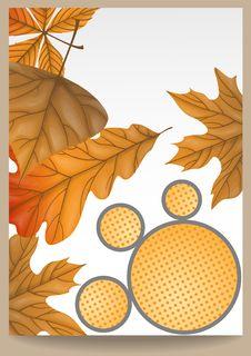 Free Autumn Sale. Stock Images - 34666604