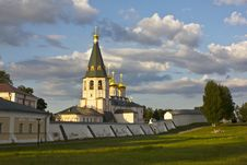 Free Svyatoozersky Iver Monastery Stock Images - 34667514