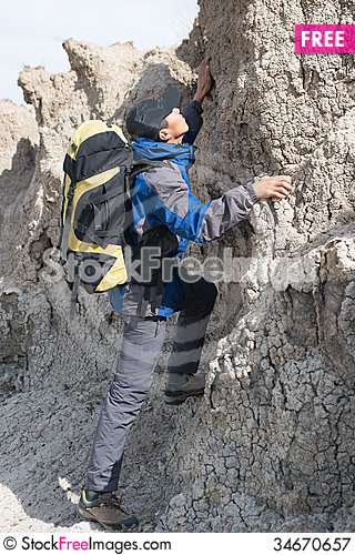 Free Hiking Royalty Free Stock Photography - 34670657