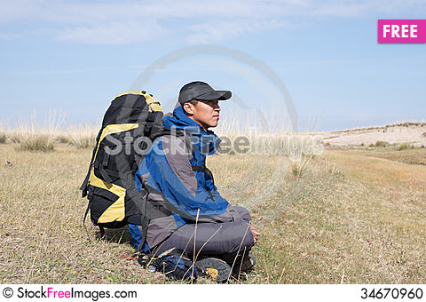 Free Hiking Stock Photo - 34670960