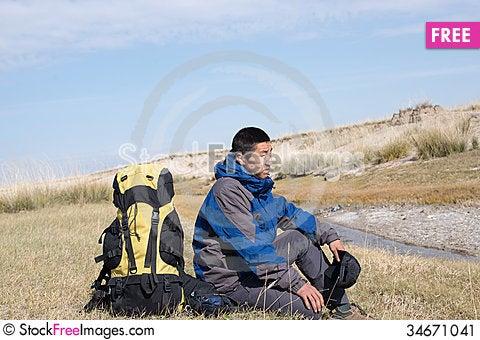 Free Hiking Stock Image - 34671041