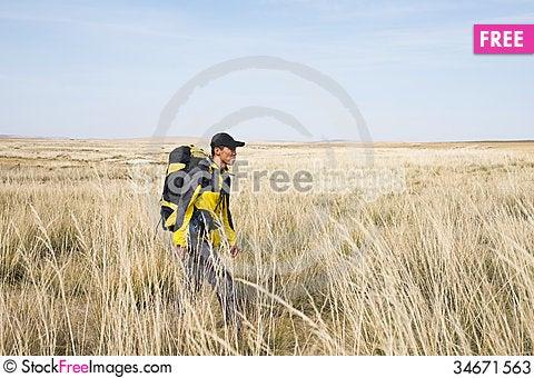 Free Hiking Stock Photos - 34671563