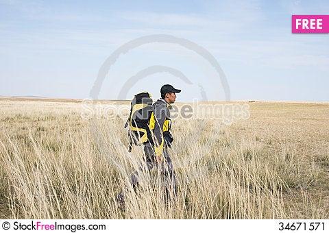 Free Hiking Stock Image - 34671571