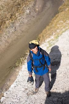 Free Hiking Stock Images - 34670254