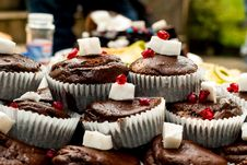 Free Muffin Stock Images - 34670964