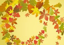 Free Autumn Background. Royalty Free Stock Images - 34672009