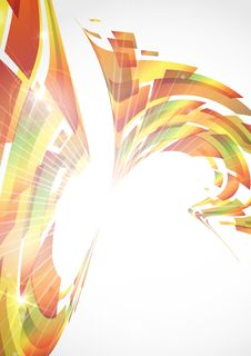 Free Abstract Colorful Background. Stock Image - 34679211