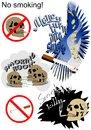 Free No Smoking! &x28;Vektor&x29; Stock Photos - 34685023