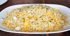 Crab Fried Rice 4 Stock Images