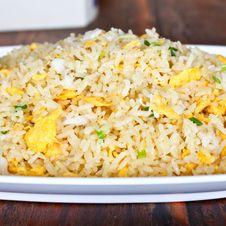 Crab Fried Rice 2 Stock Photos