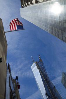 Free Ground Zero Stock Image - 34680941