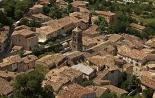 Free Moustiers-Sainte-Marie Stock Images - 34683604