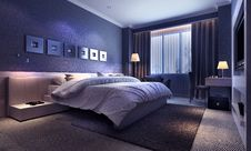 Modern Interior Guest Rooms