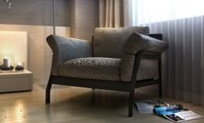 Free Modern Chair Stock Image - 34686051