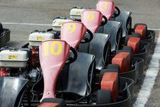 Free Machine Karting Royalty Free Stock Photos - 34686808