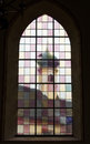 Free Stained Glass Window Royalty Free Stock Photos - 34698018