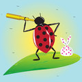 Free Ladybird . Stock Photos - 34699163