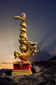 Chinese Dragon Image Stock Photos