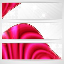 Free Abstract Colorful Banner. Royalty Free Stock Photo - 34697625
