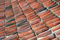 Free Roof Tiles Stock Image - 3470461