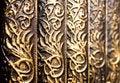 Free Gold  Patterns Stock Image - 3470921