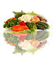 Free Various Vegetables Royalty Free Stock Photography - 3471547