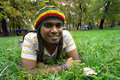 Free Happy Jamaican Smiling Stock Photo - 3478280