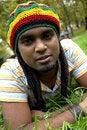 Free Happy Jamaican Smiling Stock Image - 3478291