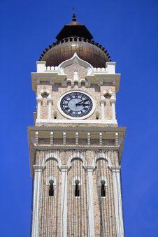 Free History Clock Tower Royalty Free Stock Photo - 3470005