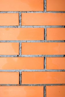 Free Wall Of Bricks Stock Photo - 3470880
