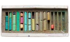 Free Isolated Pastel Stock Image - 3471711