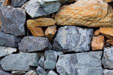 Free Heap Of Stones Stock Image - 3472721