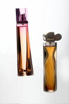 Free Bottle Of Spirits Royalty Free Stock Image - 3473626