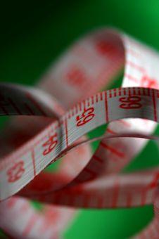 Free Tape Measure Stock Image - 3473941