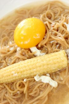 Free Noodles Royalty Free Stock Photo - 3474545